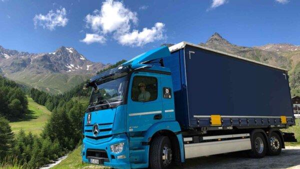 Noul eActros a fost testat în Tirol în condiții extreme. Ce au arătat rezultatele testelor?