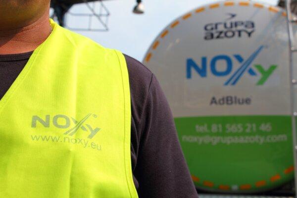 Jak działa NOXy® AdBlue®?