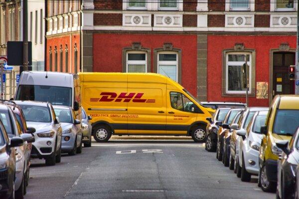Smarte Liefer- und Ladezonen in Hamburg