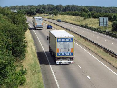 UK haulage industry fuming over Grant Shapp's unlimited cabotage bombshell