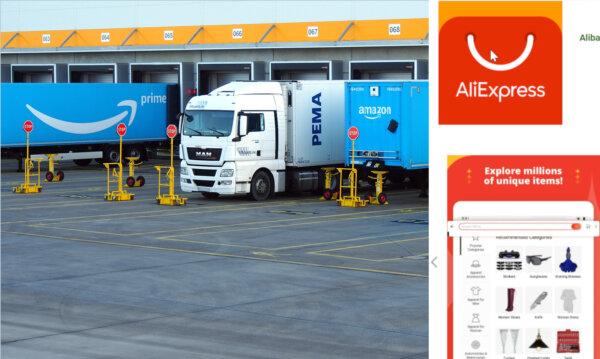 Amazon kontra AliExpress, czyli globalni tytani e-commerce walczą o polskich konsumentów