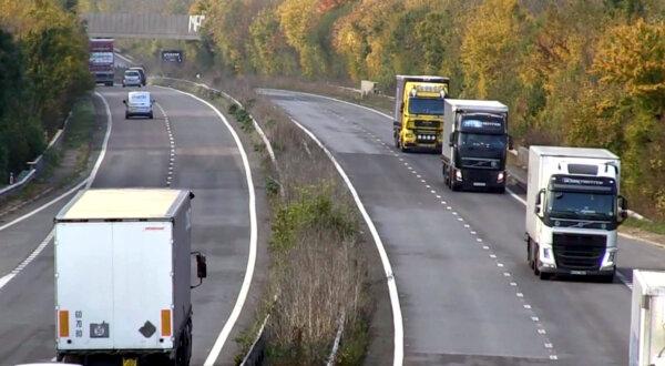 Vizų vairuotojams programa nepasiteisino – britai planuoja sušvelninti kabotažo taisykles