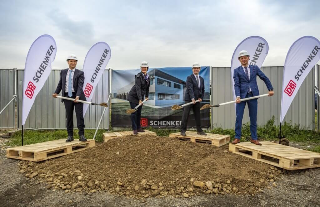 DB Schenker deschide un nou terminal cross-dock la Cluj