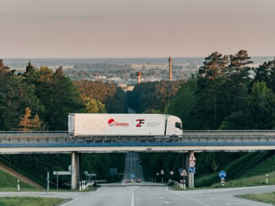 Girteka Logistics to buy new DAF trucks after big banks green-light up to €700 million in credit