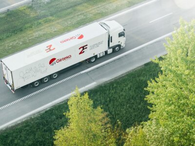 Is the aircraft leasing model set to take road freight transport by storm?