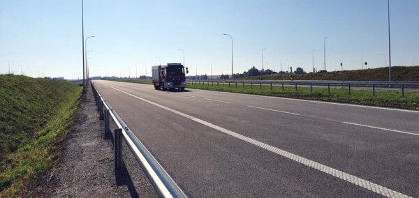 Nowy odcinek ekspresówki w kierunku Krakowa. Ominiesz nim jedno z miast