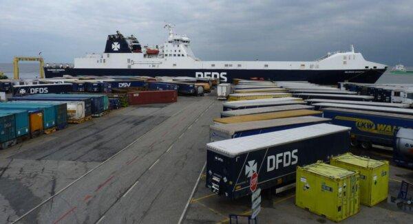 Didžioji Britanija švelnina krovinių gabenimą reglamentuojančias taisykles
