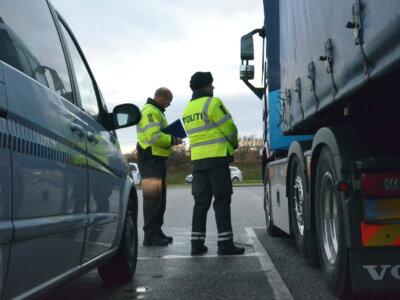 A fuvarozó visszaszerzi a lefoglalt teherautót, amit a sofőr ittasan vezetett