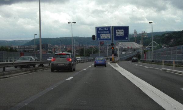 Tranzyt przez belgijskie miasto dalej zakazany. Dostawy lokalne już dopuszczone