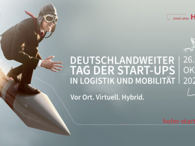 Deutschlandweiter Tag der Start-ups in Logistik und Mobilität