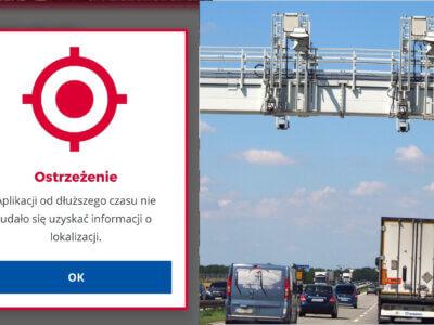 """[AKTUALIZACJA] Serwer """"muli i wywala"""", a aplikacja """"niebezpieczna w czasie jazdy"""". Użytkownicy na ra"""