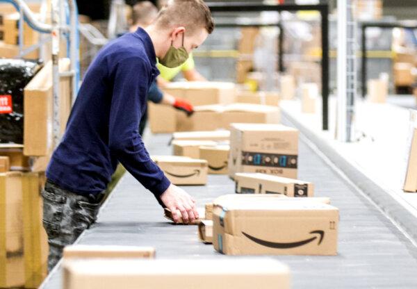 Poczta Polska na usługach Amerykanów. Kurierzy Pocztexu dostarczą przesyłki z Amazon Prime