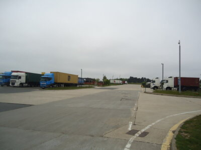 Why are the UK's HGV facilities so lacking and so poor?