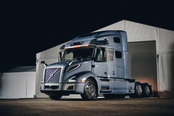 Volvo bringt autonome LKW auf den Markt