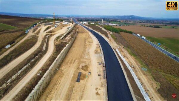 Infrastructură I Deschiderea traficului pe lotul 2 din A10 poate fi făcută fără probleme la final de