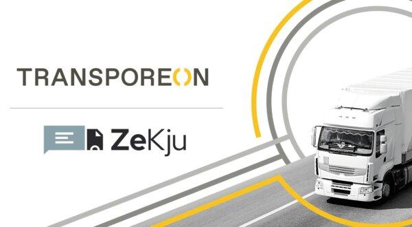 Transporeon make strategic investment in ZeKju