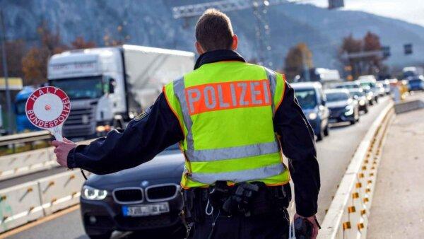 Poliția germană vrea să închidă temporar frontiera cu Polonia