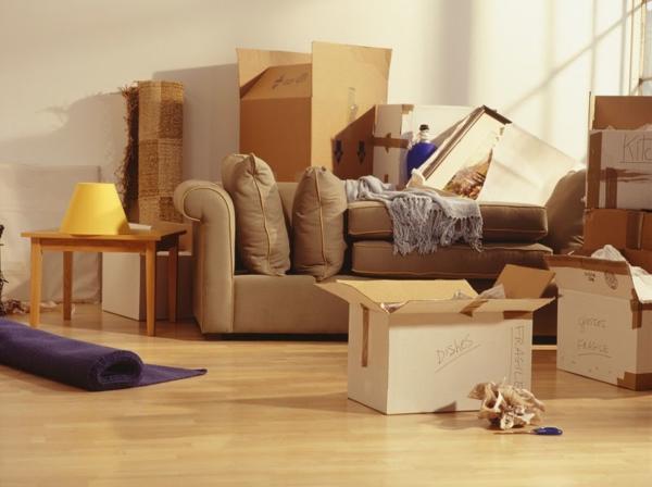 Советы по проведению квартирного переезда