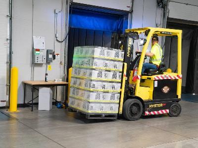 Wózki widłowe w logistyce coraz bardziej pożądane