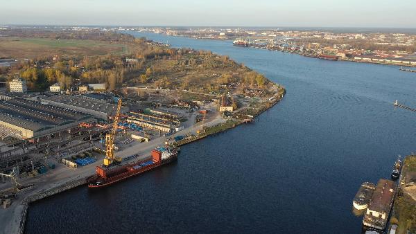 Digitalization of the cargo terminal